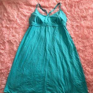 Blue Athleta Dress